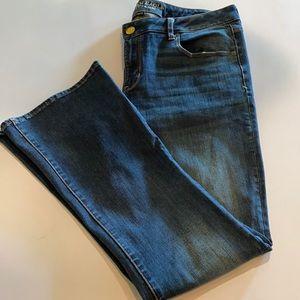 American Eagle 360* Super Stretch Skinny Kick Jean